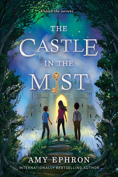 The Castle in the Mist Cover