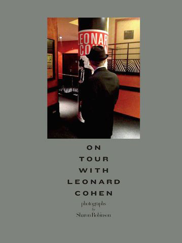leonard cohen photography