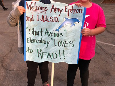 Short Ave Elementary welcome