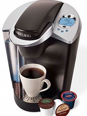 Me and My Keurig